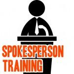 spokerperson icon